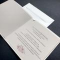 Zaproszenie ślubne z okienkiem f1429