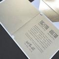Zaproszenie ślubne gold  f1480