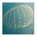 Balon foliowy Jednorożec, 70x75cm