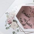 Zaproszenie Ślubne F1495