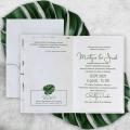 Zaproszenie Ślubne F1497