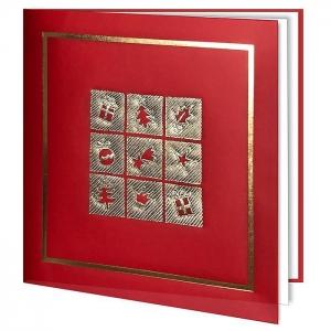 Kartka Świąteczna H1458c