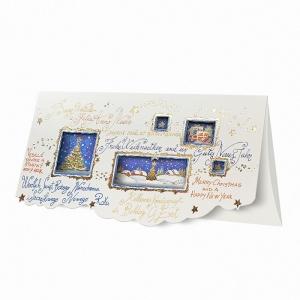 Kartka Świąteczna H1214