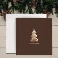 Kartka Świąteczna FS868brg