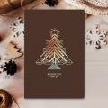 Kartka Świąteczna FS861brg