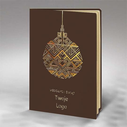 Kartka Świąteczna FS875brg