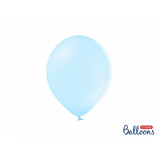 Balony Strong 27cm, Pastel Light Blue (1 op. / 50 szt.)