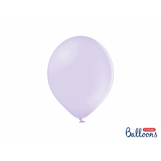 Balony Strong 27cm, Pastel Light Lilac (1 op. / 50 szt.)