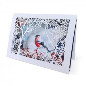 Trójwymiarowa Kartka Świąteczna FS961
