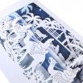 Trójwymiarowa Kartka Świąteczna  FS960