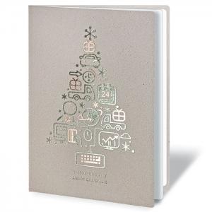 Kartka Świąteczna internetowe świąteczne zakupy FS1002