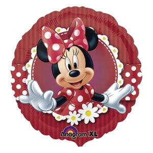 "Balon foliowy 18"" CIR - ""Mad About Minnie"""