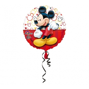 "Balon foliowy 18"" CIR - ""Mickey Mouse Portrait """