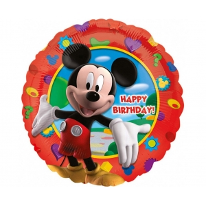 "Balon foliowy 18"" CIR - ""Mickey's Clubhouse-Bday"""