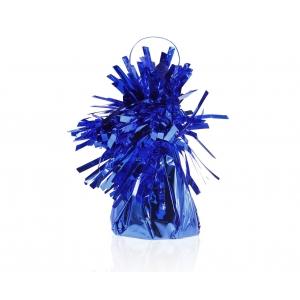 Ciężarek foliowy niebieski, 145 g / 1 szt.