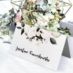 Winietka na stół w kwiaty FW1508