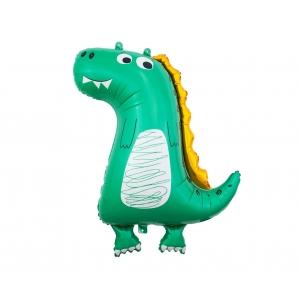 Balon foliowy Dinozaur (rysunkowy), 89 cm