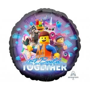 Balon foliowy 18 cali CIR - Lego Movie 2
