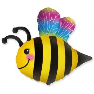 Balon foliowy 24 cali FX - Wesoła pszczółka