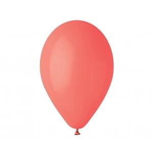 Balon G90 pastel 10 cali - koralowy/ 100 szt.