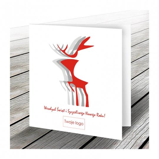 Kartka świąteczna WS014