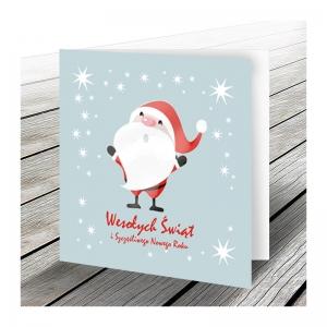 Kartka świąteczna WS019