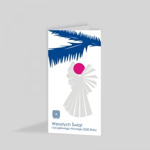 Kartka świąteczna WS020