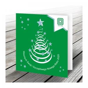 Kartka świąteczna WS022