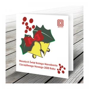 Kartka świąteczna WS025