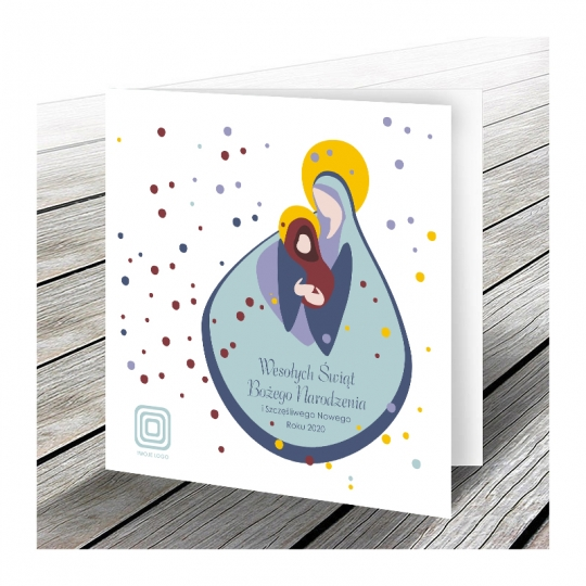 Kartka świąteczna WS029