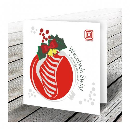 Kartka świąteczna WS036