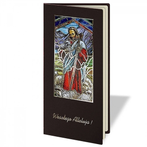Kartki wielkanocne z motywem religijnym
