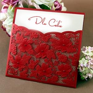 Karnet Walentynkowy