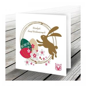 Kartka Wielkanocna WK8