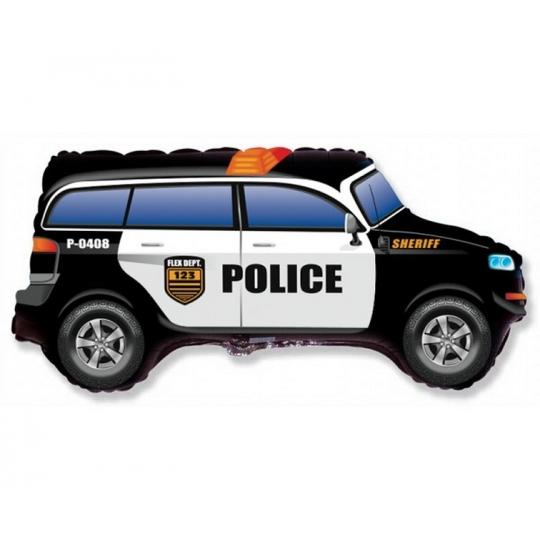 "Balon foliowy 24"" FX - ""Police Car"""