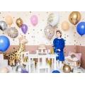 Balon foliowy Happy Birthday To You, 35cm, biały