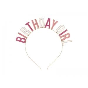Opaska Birthday Girl, mix
