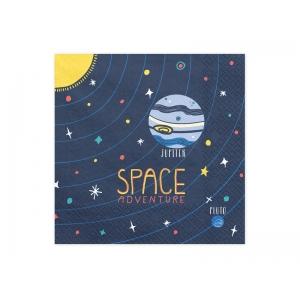 Serwetki Kosmos, 33x33cm