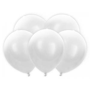 Balony Led 30cm, biały