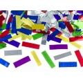 Tuba z konfetti, mix, 40cm
