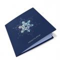 Kartka świąteczna z motywem gwiazdy FS1052