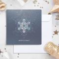 Kartka świąteczna z motywem gwiazdy FS1053