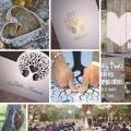 Zaproszenia Ślubne z Wyciętym Drzewem F1327kb