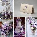 Zaproszenia Ślubne z Motywem Kwiatowym F1368