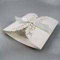 Zaproszenia Ślubne w Kolorze Białym FK838