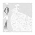 Zaproszenia Ślubne F1035Aq