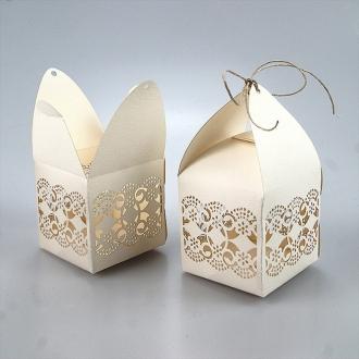 Podziękowanie dla gości weselnych w formie pudełka FP1318