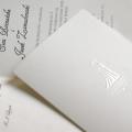 Zaproszenia Ślubne Foliowane F1231