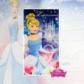 Zaproszenie na urodziny Princess Cinderella Kopciuszek Disney V0179