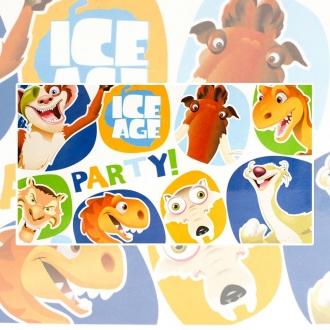 Zaproszenie na urodziny Epoka Lodowcowa Ice Age V0184